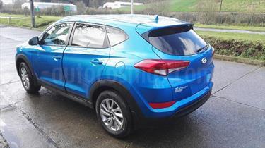 Foto venta Auto usado Hyundai Tucson  2.0 GL 4x2 Plus (2016) color Azul precio $12.000.000
