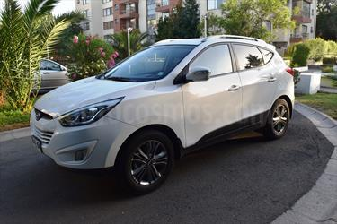 Foto Hyundai Tucson  2.0 GL 4x2 usado (2014) color Blanco precio $9.500.000