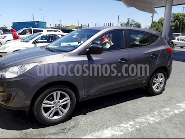 Hyundai Tucson  2.0 GL 4x2 usado (2011) color Gris precio $6.500.000
