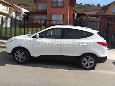 Hyundai Tucson  2.0 GL 4x4 Aut usado (2011) color Blanco precio $8.200.000