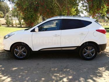 Hyundai Tucson  2.0 GL CRDi 4x2  usado (2014) color Blanco precio $11.800.000