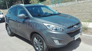 Foto Hyundai Tucson  2.0 GL CRDi 4x2  usado (2014) color Grafito precio $12.000.000