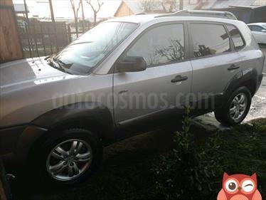 Foto venta Auto usado Hyundai Tucson  2.0 GL CRDi 4x4  (2006) color Plata precio $6.500.000