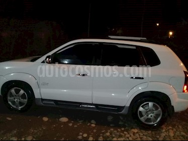 Foto Hyundai Tucson 2.0L Advance TA 4x2 usado (2007) color Blanco precio u$s13.400