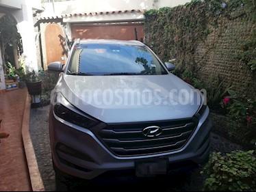Foto venta Auto Usado Hyundai Tucson 2.0L GL 4x2 (2017) color Plata precio u$s22,000