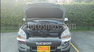 Foto venta Carro usado Hyundai Tucson 4x2 Advance (2010) color Plata precio $32.000.000