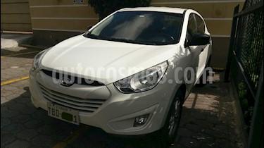 Hyundai Tucson 4x2 usado (2013) color Blanco precio u$s25.200