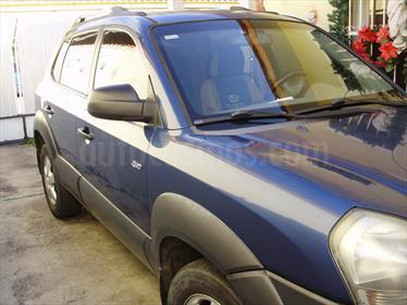 Foto venta carro usado Hyundai Tucson Full Equipo (2008) color Azul precio u$s5.500