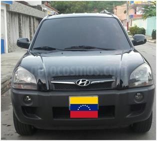 Foto venta carro usado Hyundai Tucson Full Equipo (2003) color Negro precio u$s8.000