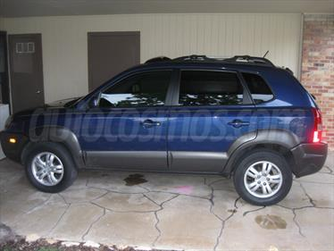 foto Hyundai Tucson GLS 4x4 2.7 CVVT V6