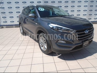 Foto venta Auto Usado Hyundai Tucson GLS Premium (2017) color Gris precio $305,000