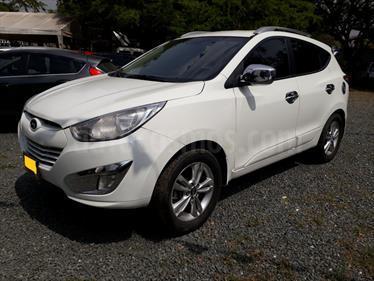 Hyundai Tucson ix35 4x2 usado (2012) color Blanco precio $47.500.000