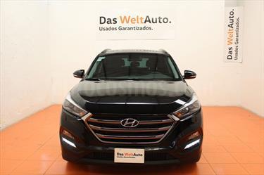 Foto venta Auto Usado Hyundai Tucson Limited Tech (2018) color Negro precio $430,000