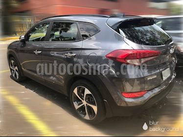 Foto venta Auto Usado Hyundai Tucson Limited Tech (2018) color Gris precio $398,000