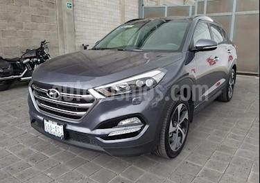 Foto venta Auto Usado Hyundai Tucson Limited Tech (2018) color Gris precio $410,000