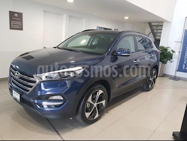 Foto venta Auto Usado Hyundai Tucson Limited Tech (2018) color Azul precio $419,000