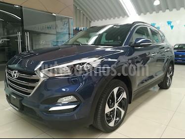 Foto venta Auto Usado Hyundai Tucson Limited Tech (2018) color Azul precio $429,000