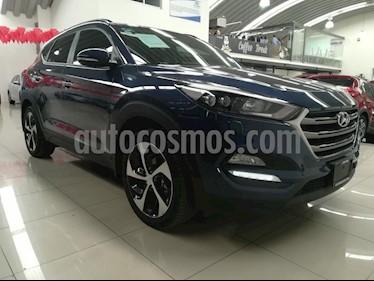 Foto venta Auto Seminuevo Hyundai Tucson Limited Tech (2018) color Azul precio $435,000