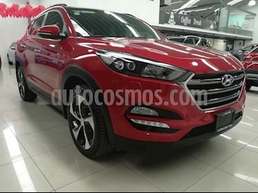 Foto venta Auto Seminuevo Hyundai Tucson Limited Tech (2018) color Rojo precio $435,000