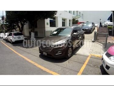 Foto venta Auto Usado Hyundai Tucson Limited (2017) color Gris precio $344,900
