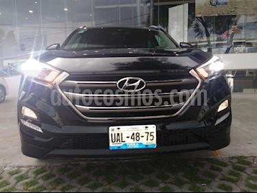 Foto venta Auto Usado Hyundai Tucson Limited (2017) color Negro precio $345,000