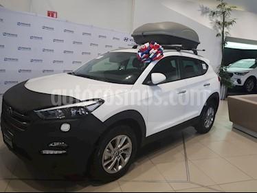 Foto venta Auto Seminuevo Hyundai Tucson Limited (2017) color Blanco precio $385,000