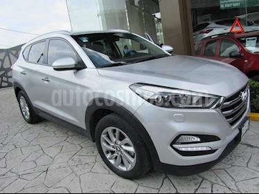 Foto venta Auto Seminuevo Hyundai Tucson Limited (2017) color Plata precio $350,000