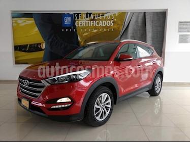 Foto venta Auto Seminuevo Hyundai Tucson Limited (2017) color Rojo precio $350,000