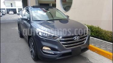 Foto venta Auto Seminuevo Hyundai Tucson Limited (2018) color Gris precio $400,000