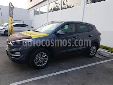 Foto venta Auto Seminuevo Hyundai Tucson Limited (2017) color Gris precio $375,000