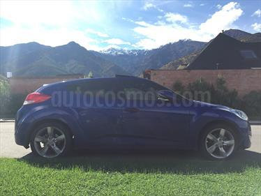 Foto venta Auto usado Hyundai Veloster GLS 1.6 Full Aut (2013) color Azul Electrico precio $6.500.000