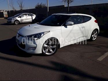 Hyundai Veloster GLS 1.6 Full Aut usado (2012) color Blanco Cristal precio $6.890.000