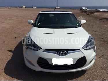 Foto venta Auto Usado Hyundai Veloster GLS Turbocargado (2013) color Blanco precio $1,800,000