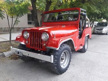 foto Ika Jeep 4x4 Ja 2p
