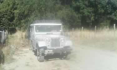 Foto venta Auto Usado Ika Jeep 4x4 Ja 2p (1974) color Gris precio $140.000