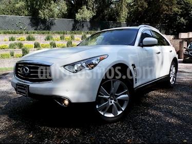 Foto venta Auto Seminuevo Infiniti FX 50  (2013) color Blanco precio $389,000