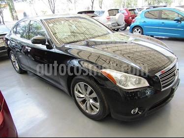 Foto venta Auto Seminuevo Infiniti M 37 Premium (2012) color Negro precio $315,000