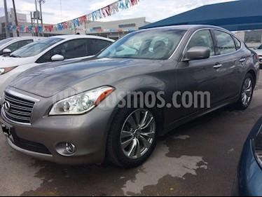 Foto venta Auto Seminuevo Infiniti M 37 Premium (2012) color Arena precio $258,000