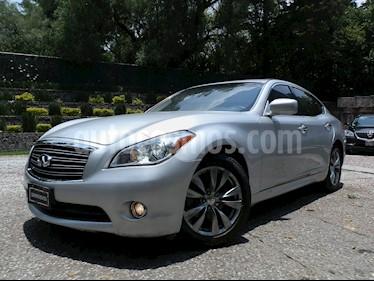 Foto venta Auto Seminuevo Infiniti M 37 Premium (2013) color Plata precio $299,000
