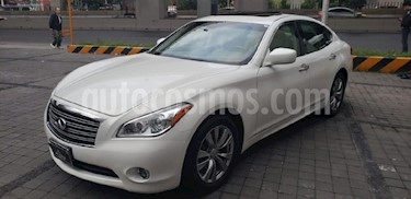 Foto venta Auto Seminuevo Infiniti M 37 Premium (2013) color Blanco precio $335,000