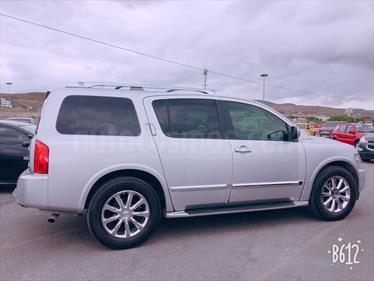 Foto venta Auto Usado Infiniti Q 45 Premium  (2010) color Gris Platino precio $270,000
