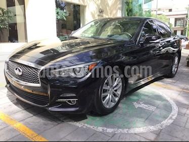 Foto venta Auto Seminuevo Infiniti Q50 Seduction (2016) precio $360,000