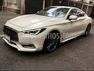 Foto venta Auto Seminuevo Infiniti Q60 400 Sport (2017) color Blanco precio $725,000