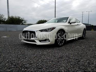 Foto venta Auto Seminuevo Infiniti Q60 400 Sport (2018) color Blanco Nieve precio $900,000