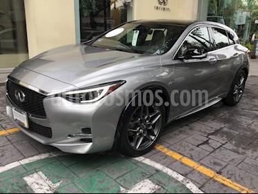 Foto venta Auto Seminuevo Infiniti QX30 Sport Plus (2018) color Plata precio $644,000