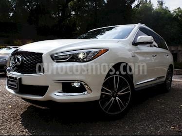 Foto venta Auto Seminuevo Infiniti QX60 2.5 Hybrid (2018) color Blanco precio $970,000