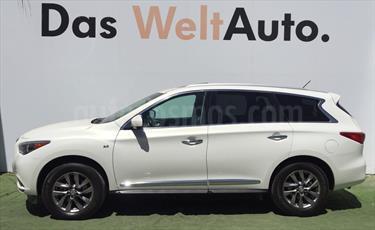 Foto venta Auto Seminuevo Infiniti QX60 3.5 Inspiration (2014) color Blanco precio $390,000