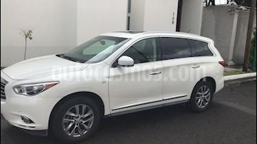 Foto venta Auto Seminuevo Infiniti QX60 3.5 Inspiration (2015) color Blanco precio $525,000