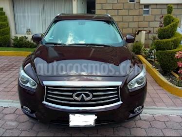 Foto venta Auto Seminuevo Infiniti QX60 3.5 Inspiration (2015) color Marron precio $420,000