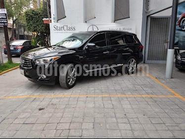 Foto venta Auto Seminuevo Infiniti QX60 3.5 Inspiration (2015) color Negro precio $495,000